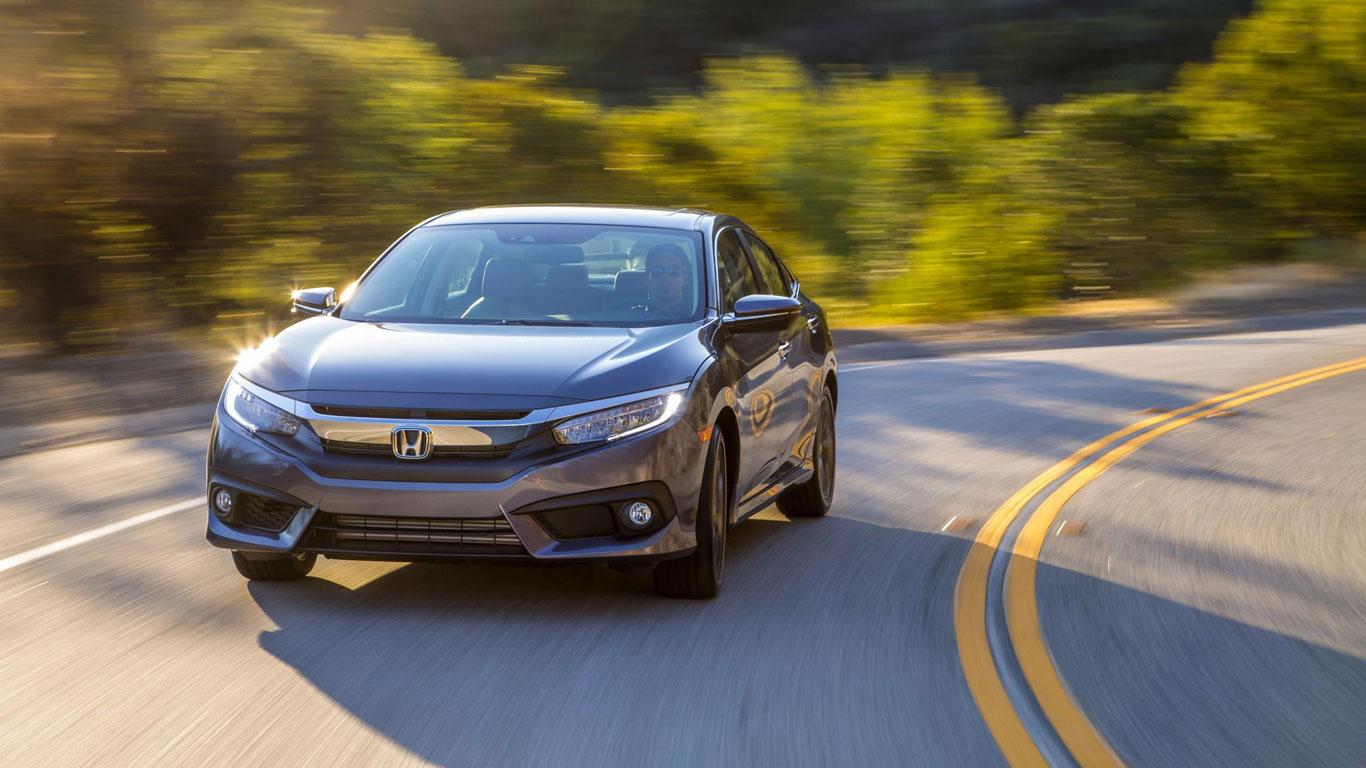 Honda civic revealed the world s best selling cars