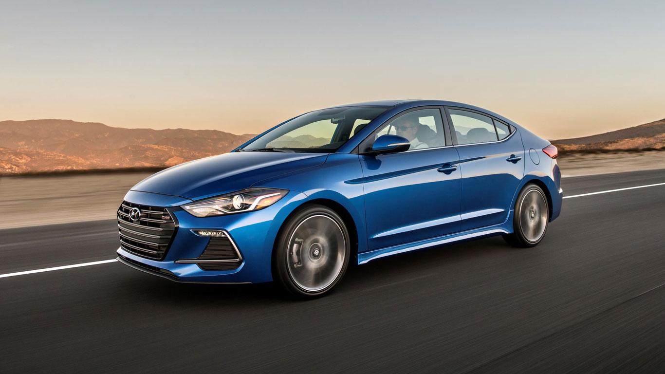 Hyundai elantra revealed the world s best selling cars