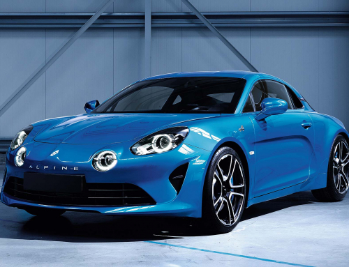 Official: Alpine A110 sports car revealed