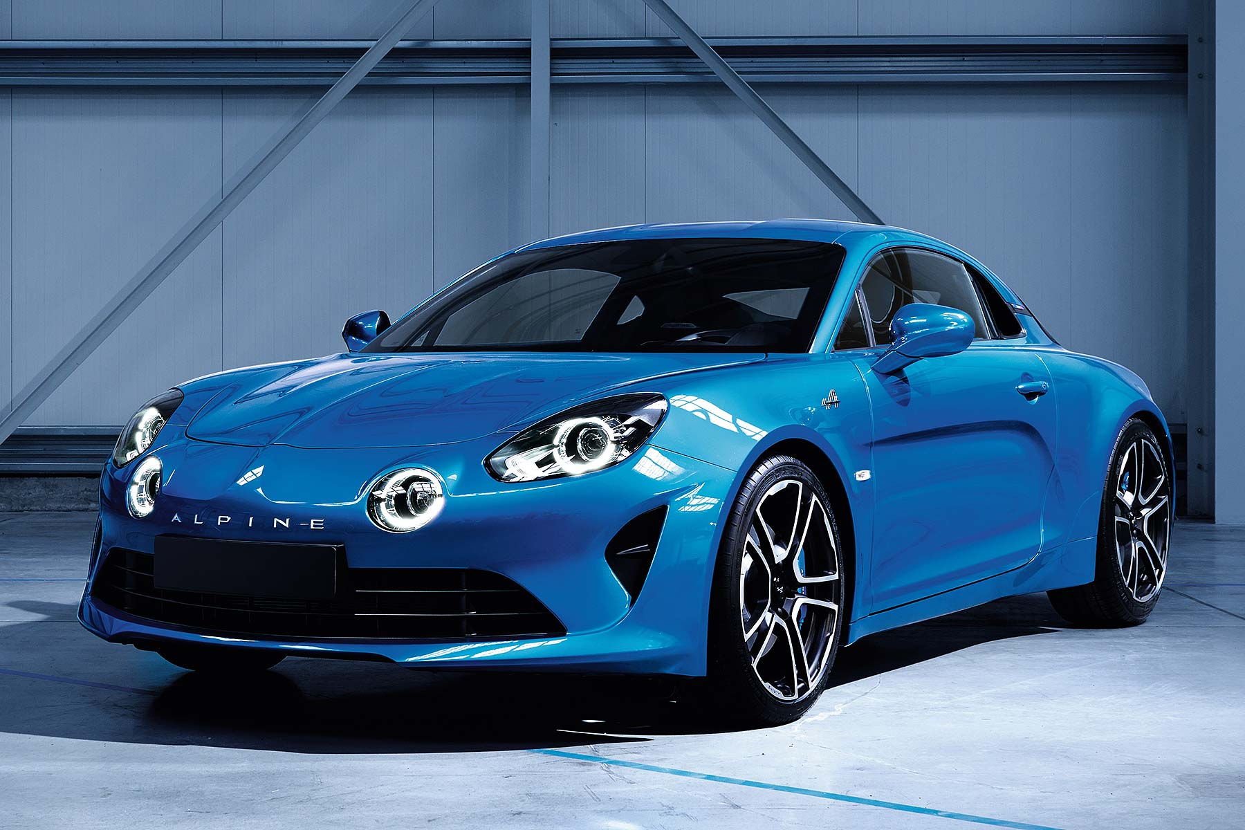 official alpine a110 sports car revealed motoring research. Black Bedroom Furniture Sets. Home Design Ideas