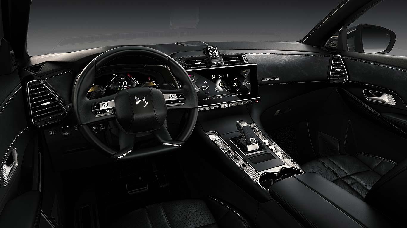 ds 7 crossback premium suv revealed motoring research. Black Bedroom Furniture Sets. Home Design Ideas