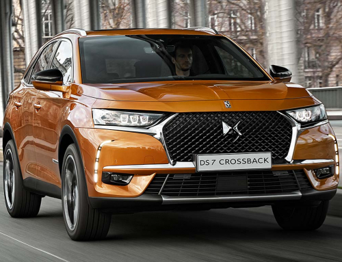 DS 7 Crossback premium SUV revealed