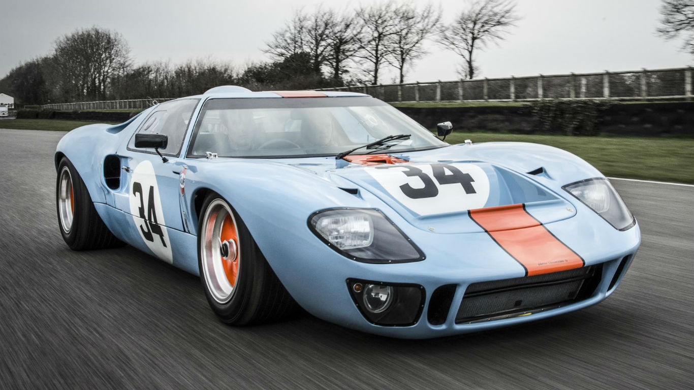 Le Mans Race Car For Sale