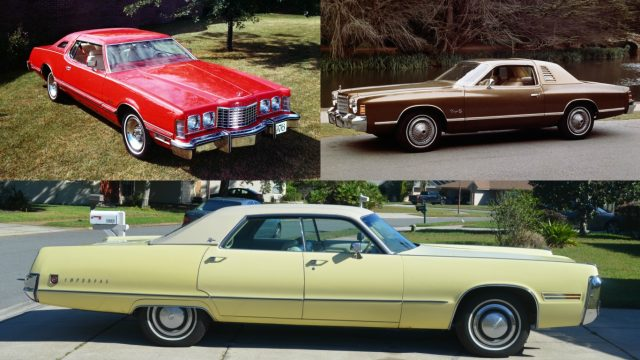 The Biggest And Most Flamboyant American Cars Motoring Research