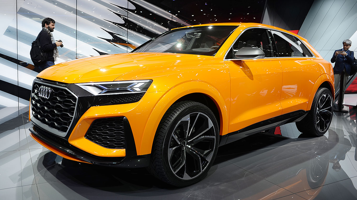 New Suvs And Crossovers Revealed At Geneva Motoring Research