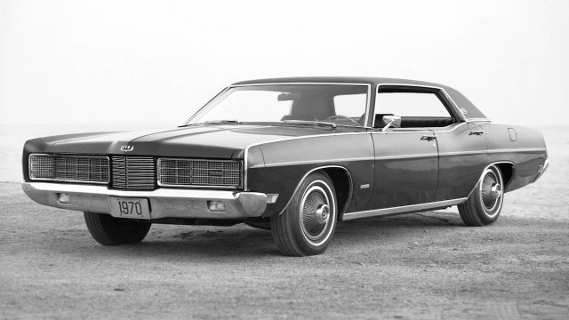 1970 Ford Ltd 216 1 Inches 5 49 Metres The Gest And Most Flamboyant American Cars