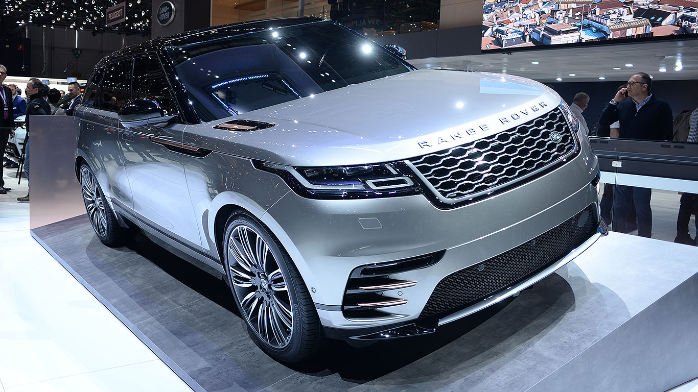 New SUVs and crossovers launched at Geneva