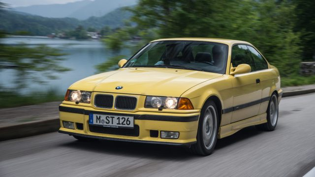 BMW M3: a history in pictures