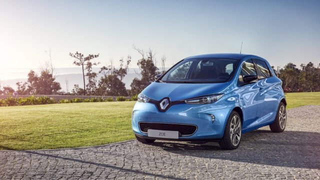Going the distance: electric car range from shortest to longest