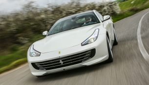 2017 Ferrari GTC4Lusso T review: don't hate the V8