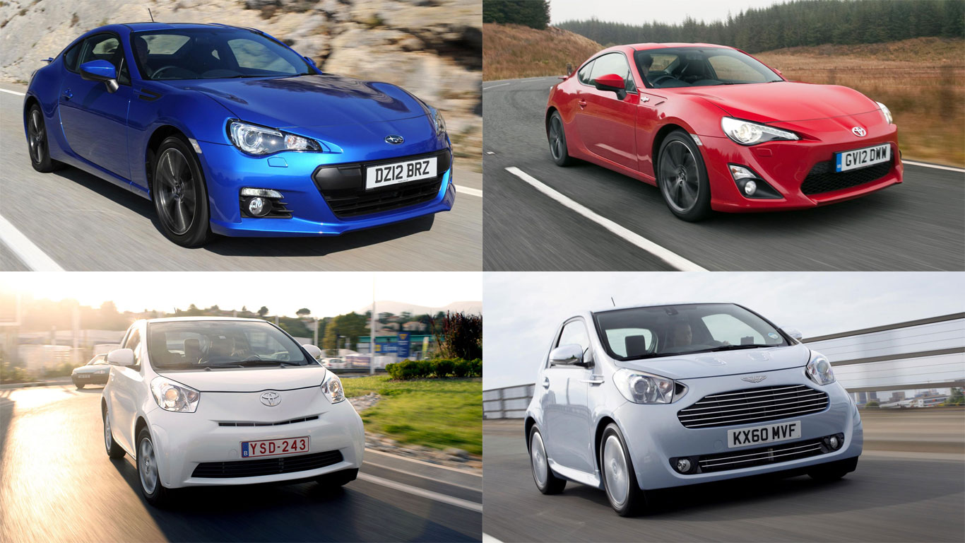 Faking it: rebranded cars revealed