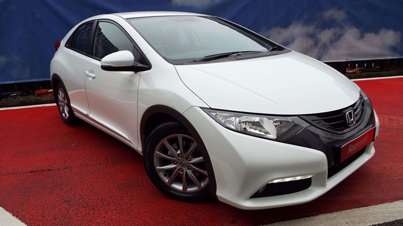 Nice Honda Civic: £10,000 Best Used Cars For £10,000 You Can Buy Now