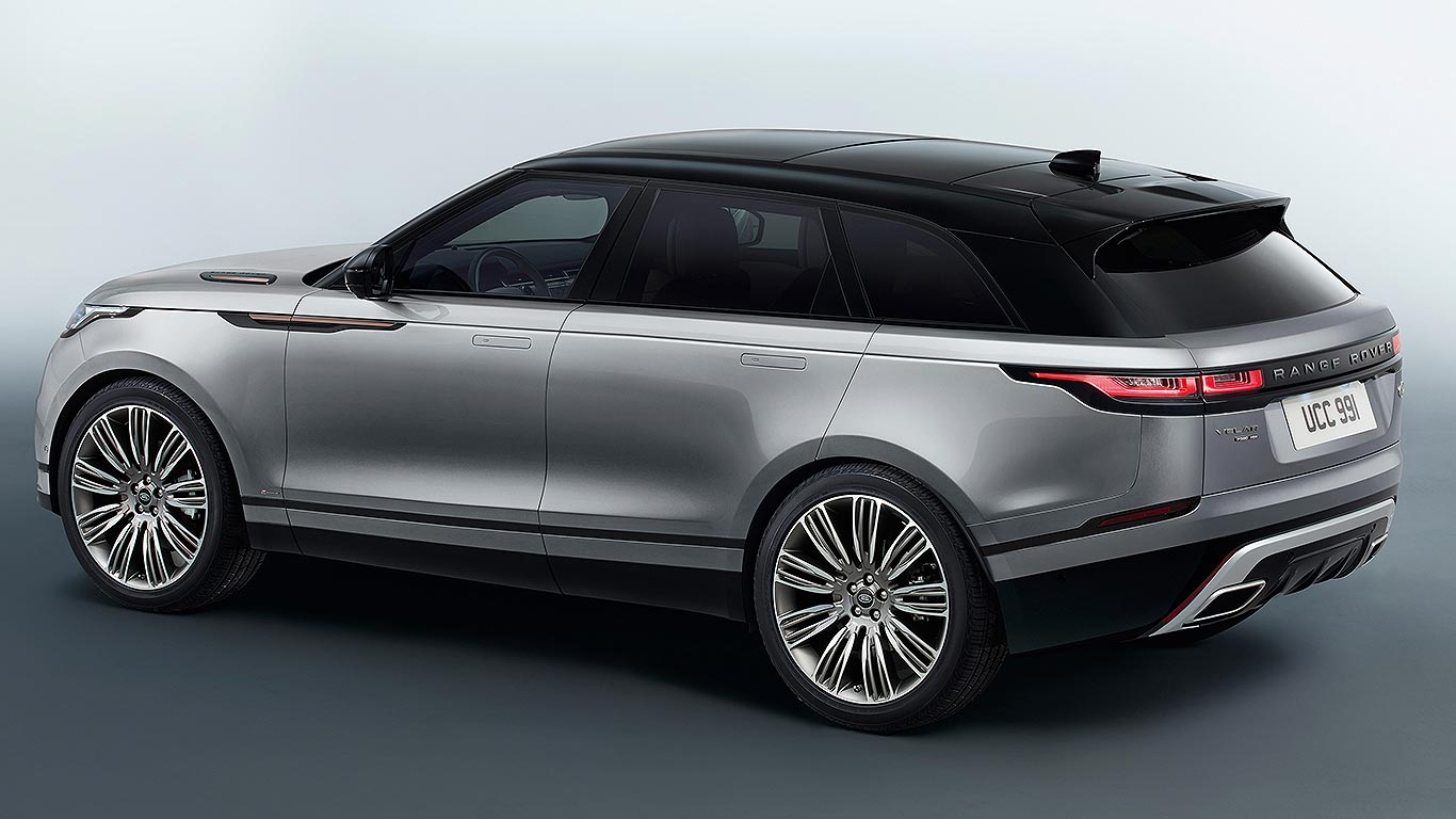 Range Rover Velar Revealed Sexy New Rangie For The City