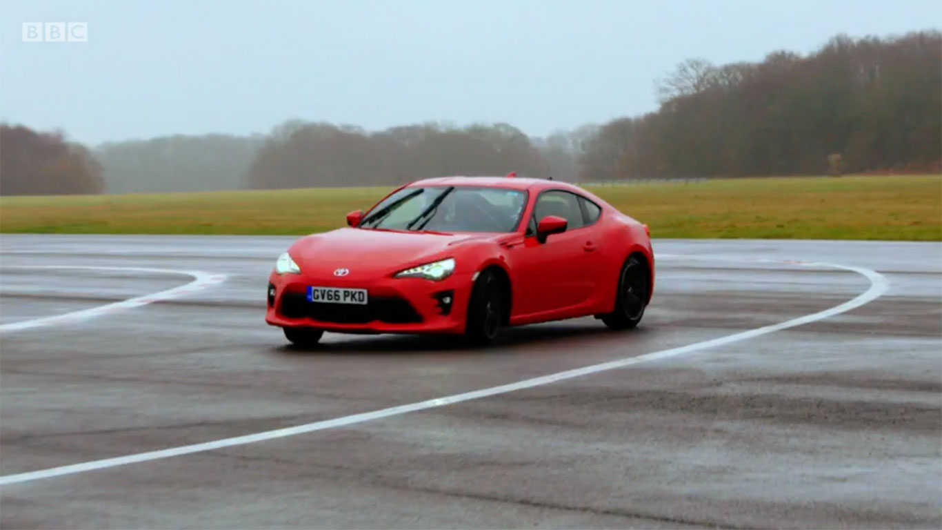Top Gear: all the cars so far