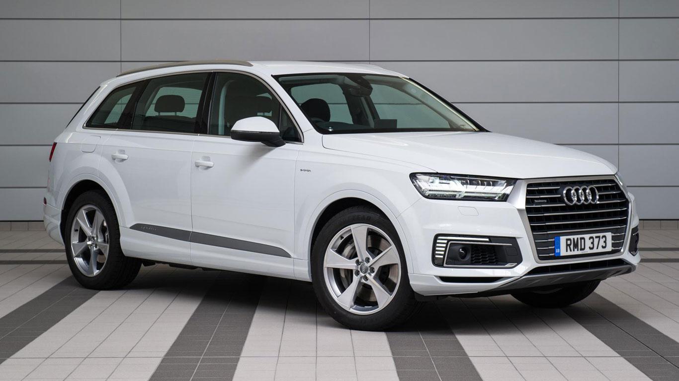Audi Q7 3.0 TDI Quattro e-tron 5dr Tip Auto: £880 increase
