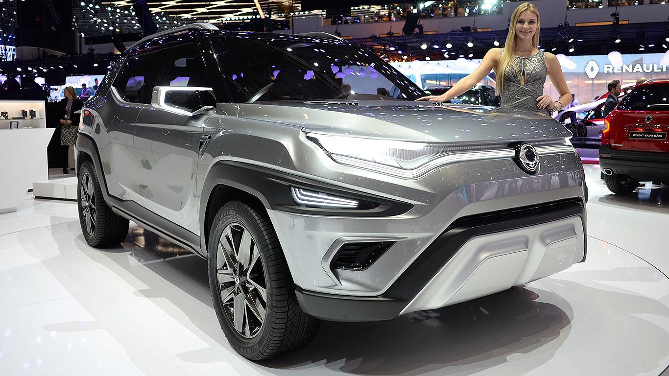 Geneva Motor Show: The Coolest Concept Cars