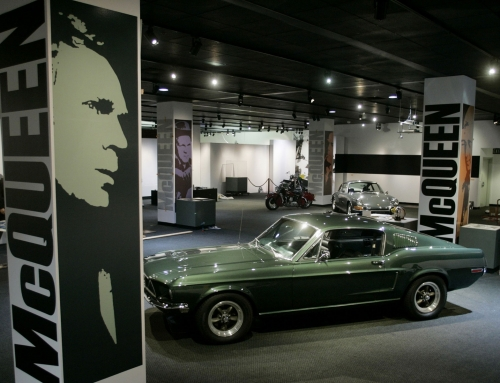 Original 'Bullitt' movie Mustang saved from life on the scrapheap