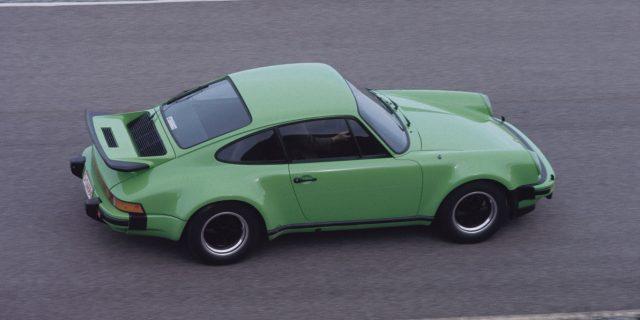 Porsche tops list of Europe's most popular classics