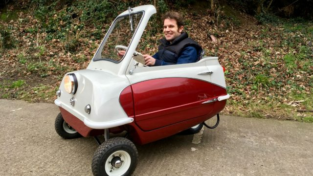 Driving the world's smallest car | Motoring Research