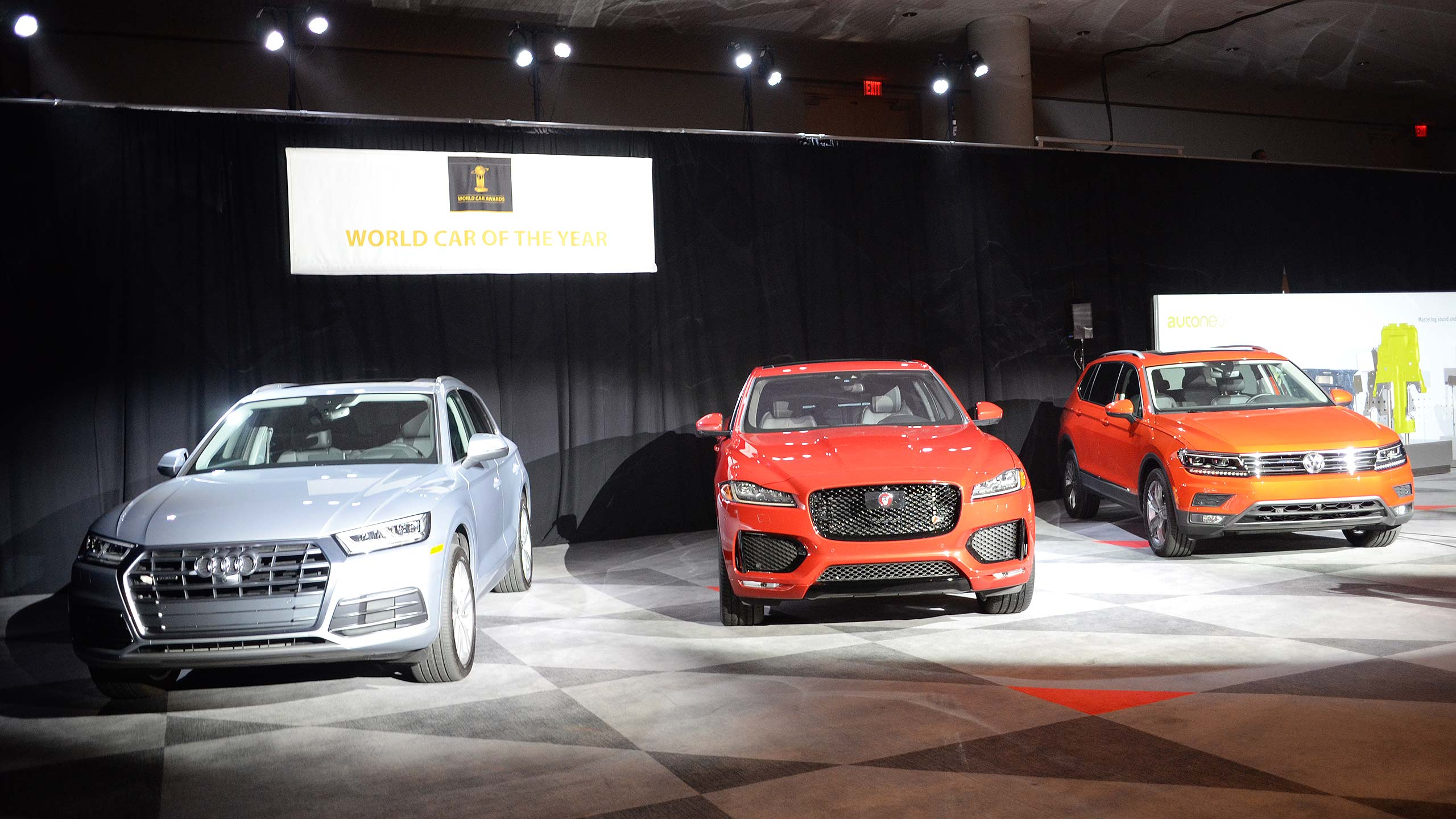 The World Car Awards This Year Had The Honour Of Opening The New York Motor  Show, Revealing The 2017 Winners At A Big Ceremony.