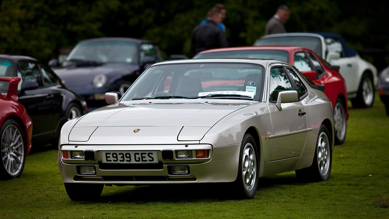 Porsche 944 Best Budget Cars For Track Days