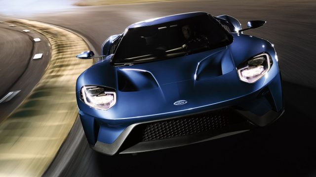 New Ford GT – and other great cars that share its name