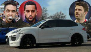 Premier League footballer's star cars on Auto Trader
