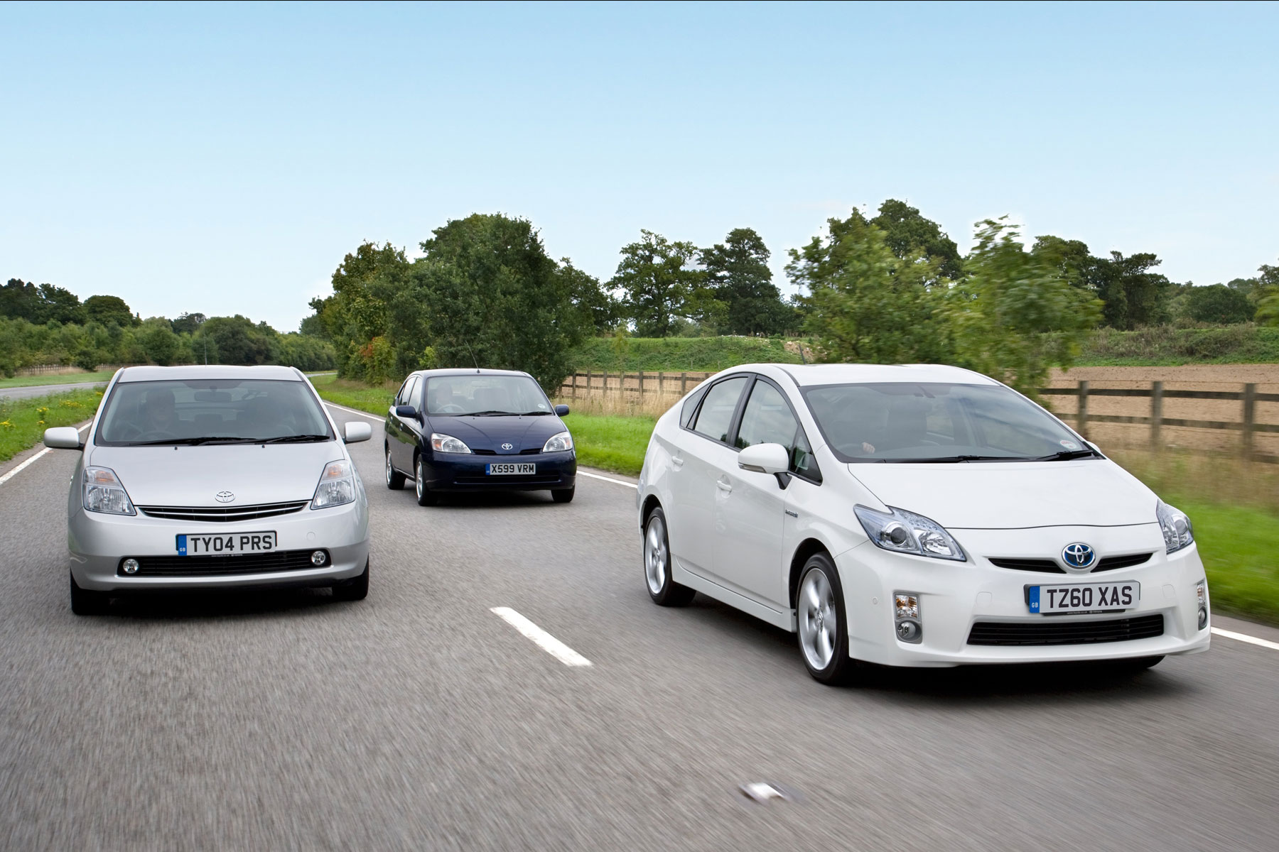 The Toyota Prius Is Britain S Fastest Ing Used Car