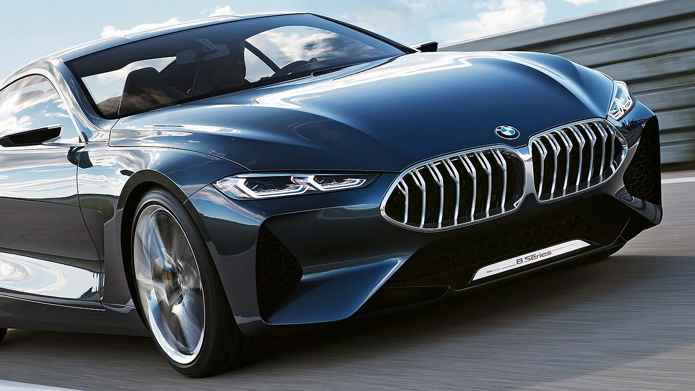 bmw concept 8 series previews new super coupe motoring research. Black Bedroom Furniture Sets. Home Design Ideas