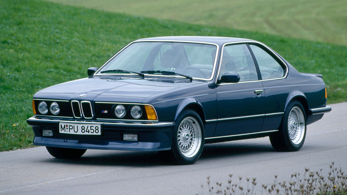 Of The Coolest Cars Of The S Motoring Research - Cool cars 80s
