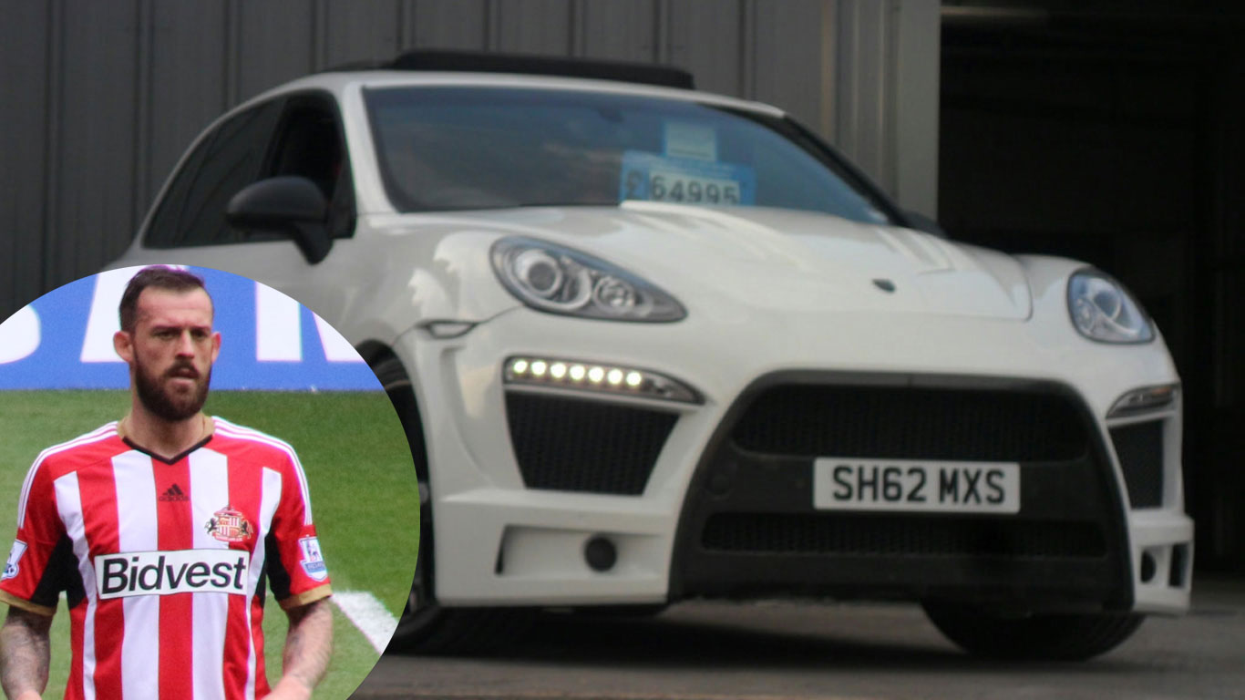 Premier League Footballers 39 Star Cars On Auto Trader