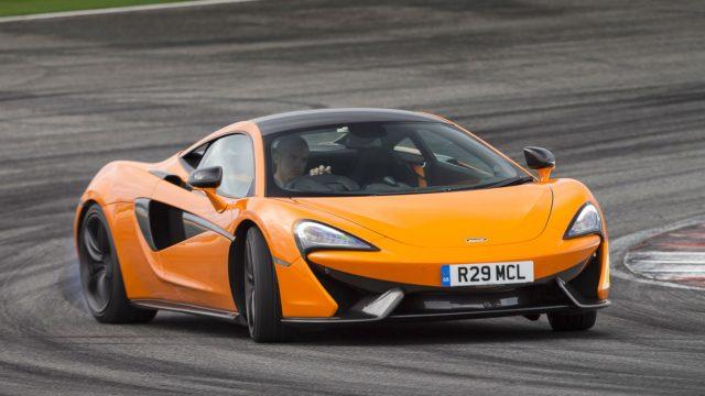 Pure McLaren at Silverstone