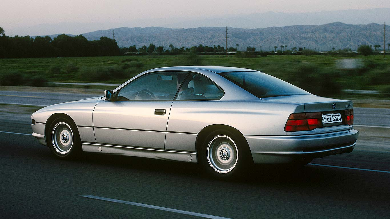 Original BMW 8 Series