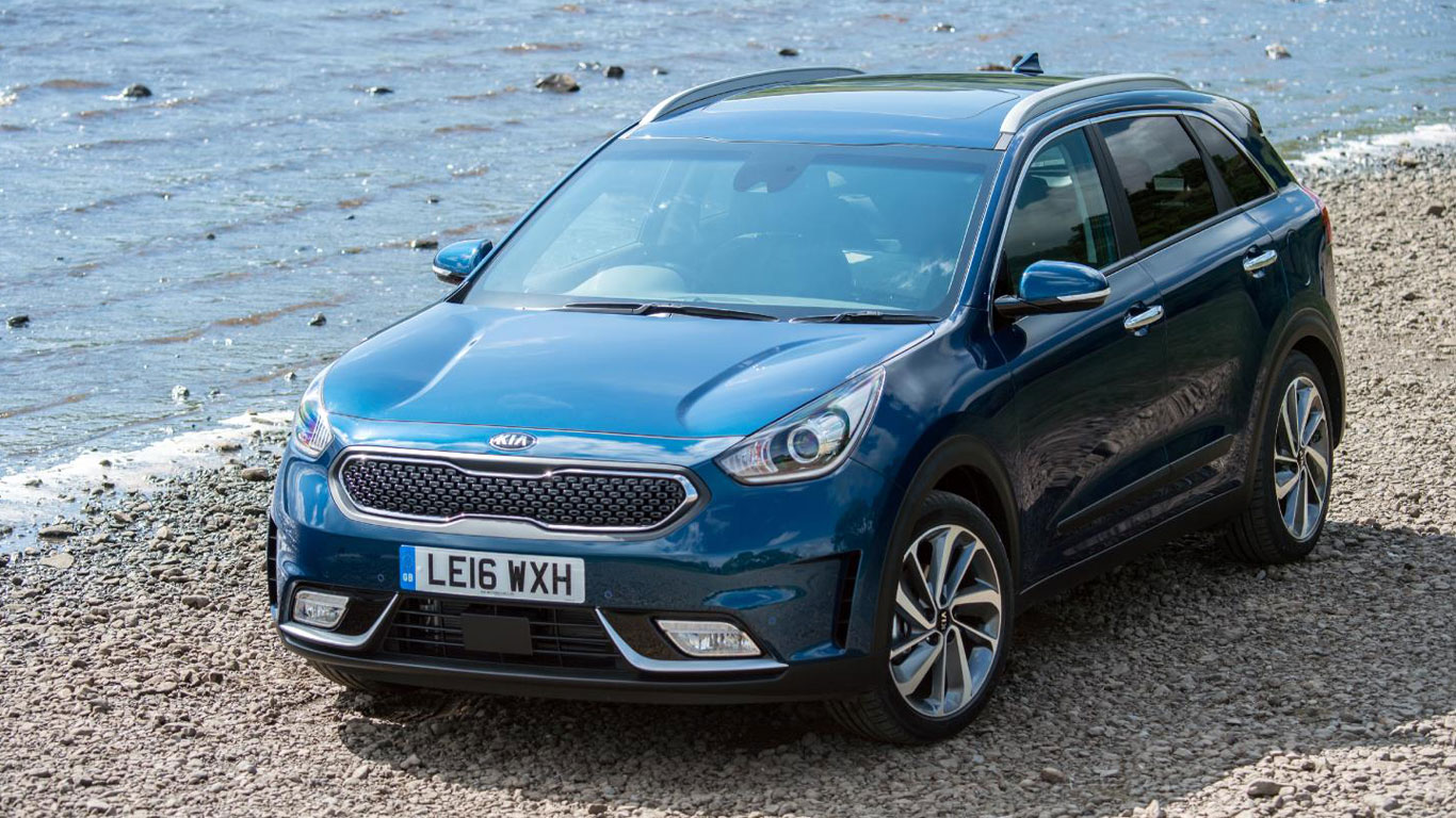 Kia Niro (safety pack)