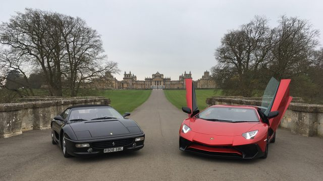 20 years of Italian supercars