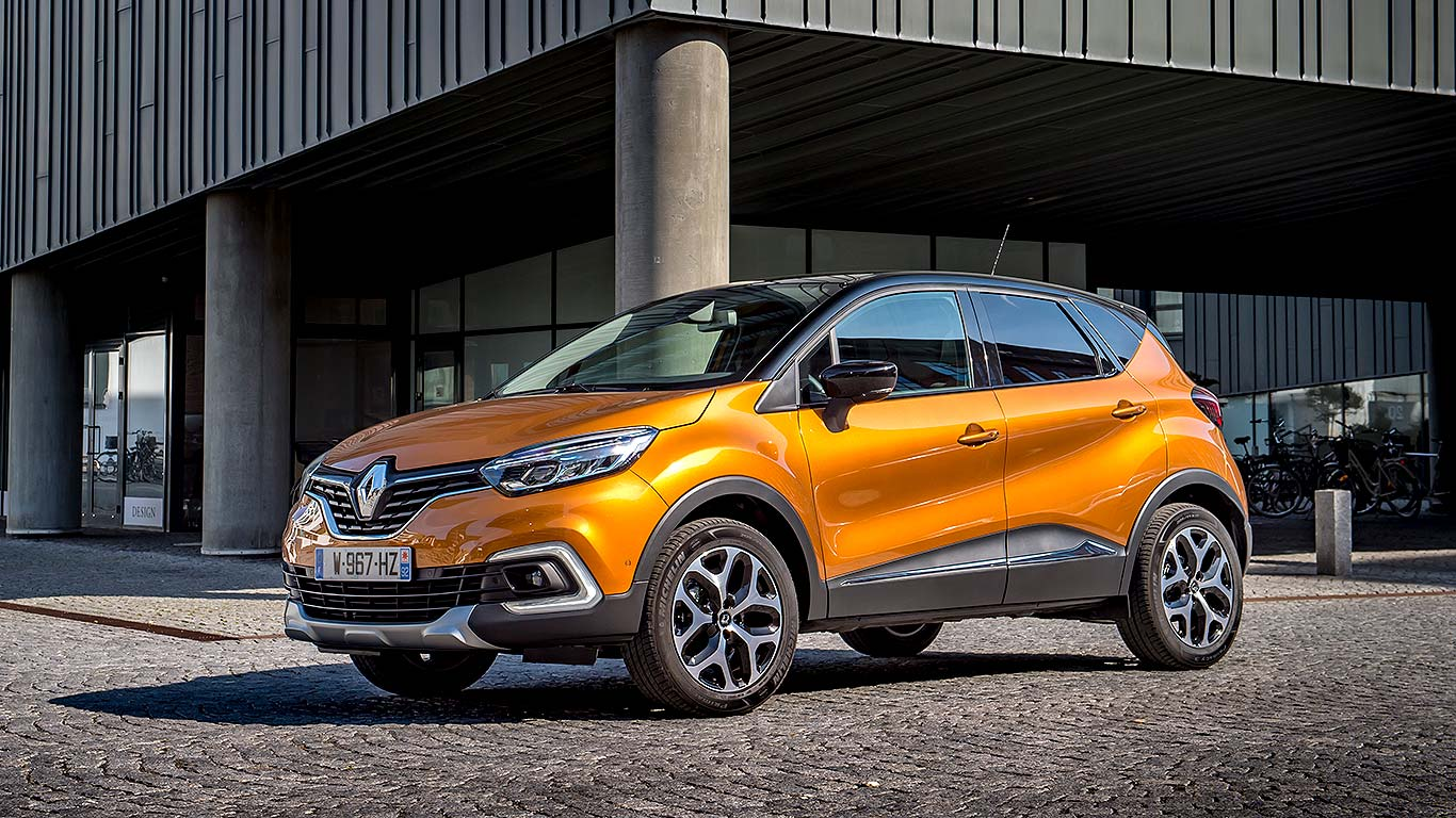 2017 renault captur facelift review if it ain 39 t broke. Black Bedroom Furniture Sets. Home Design Ideas
