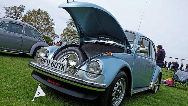 Stanford Hall Volkswagen show