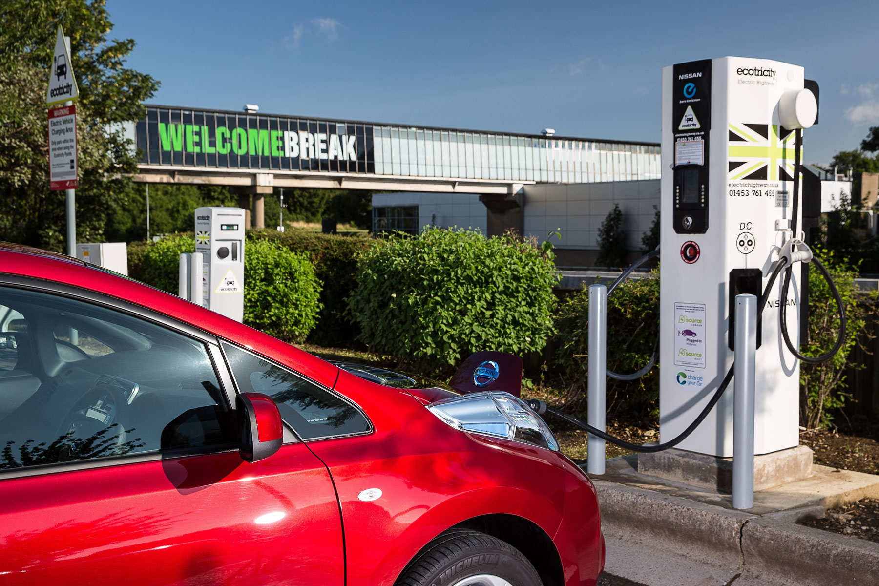 Ecotricity axes £6 flat-rate charge for motorway EV charging