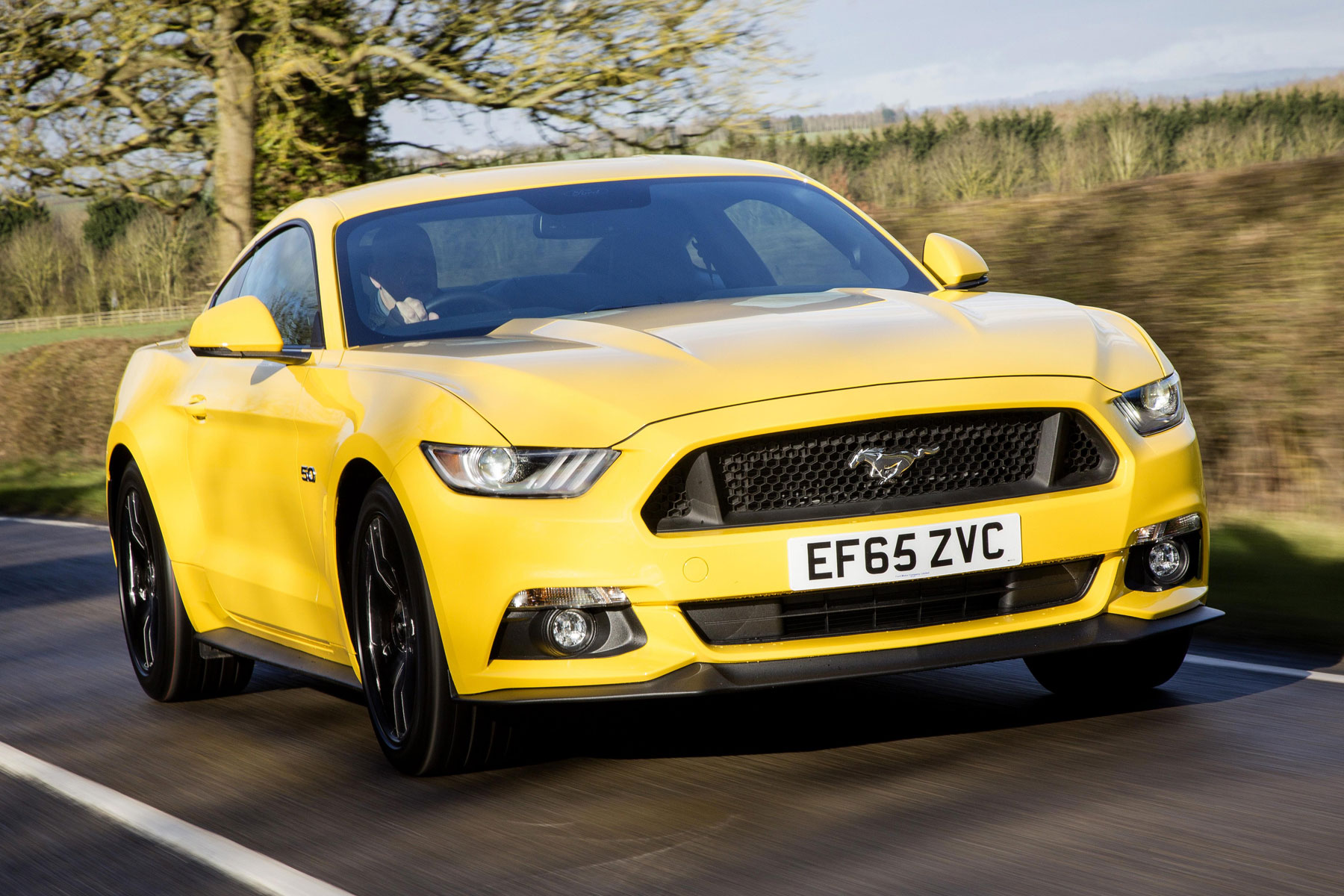The Ford Mustang is the most popular sports car in the world
