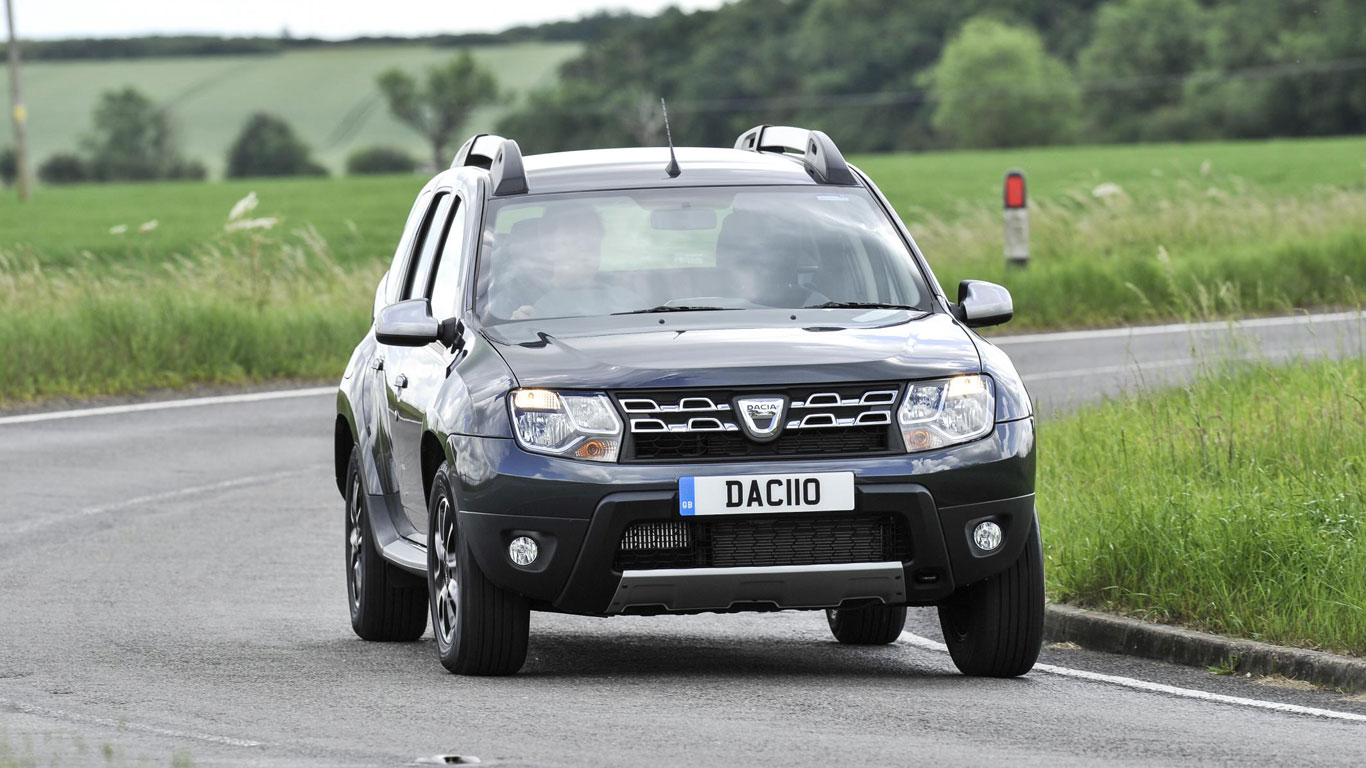 23. Dacia Duster 1.6 115 Access
