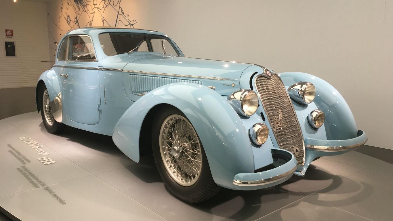 Alfa Romeo Museo Storico