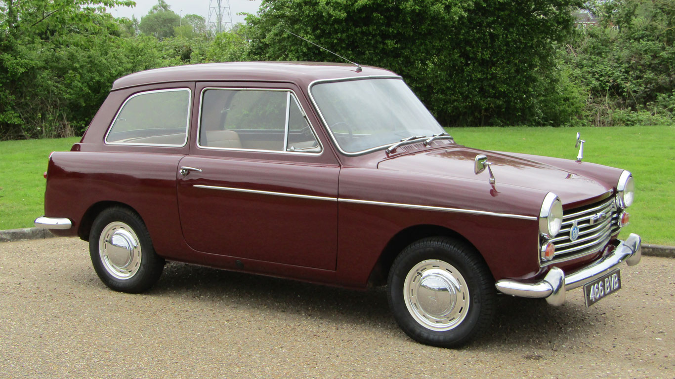 1964 Austin A40 Farina