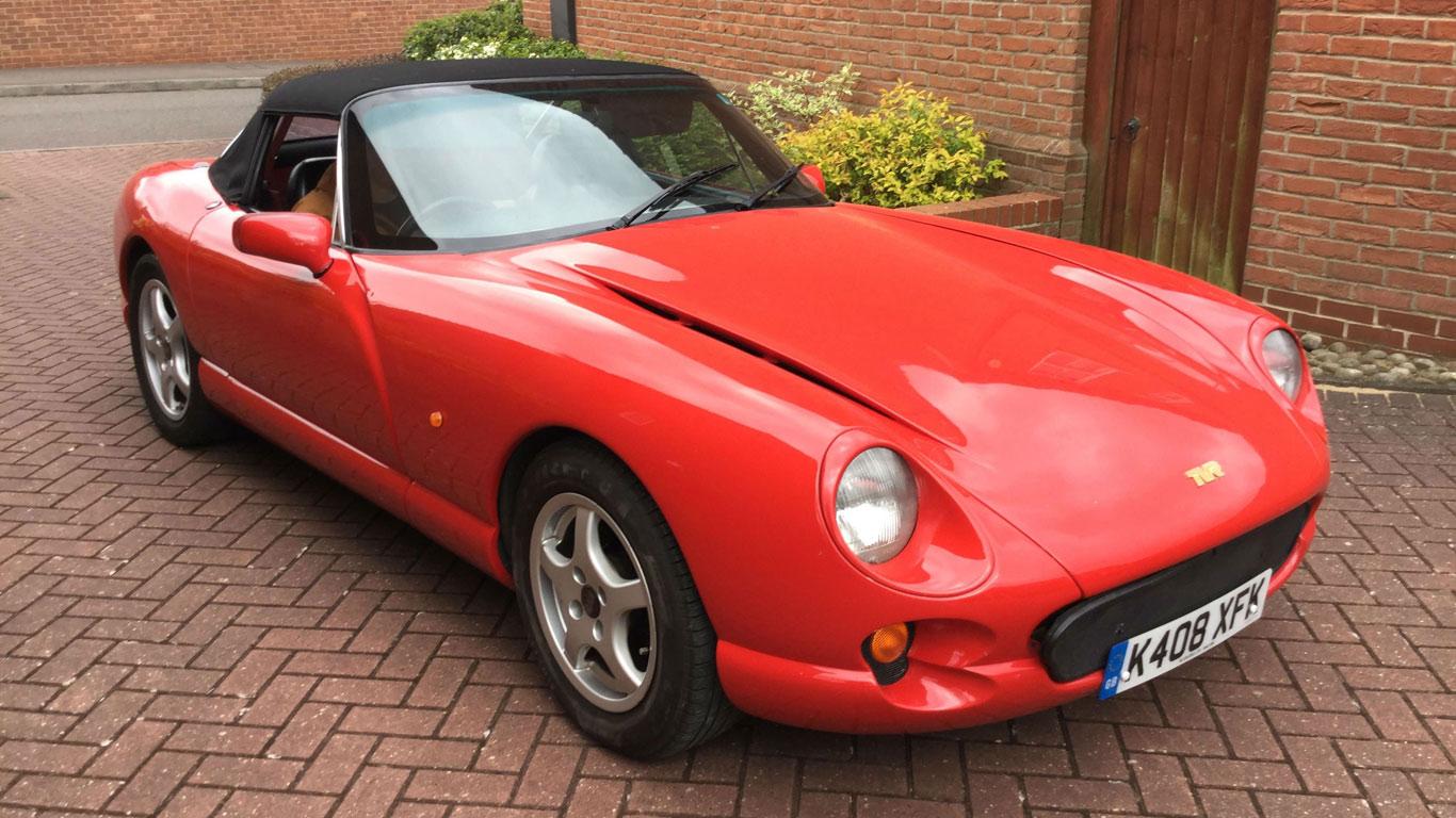 1993 TVR Chimaera 450