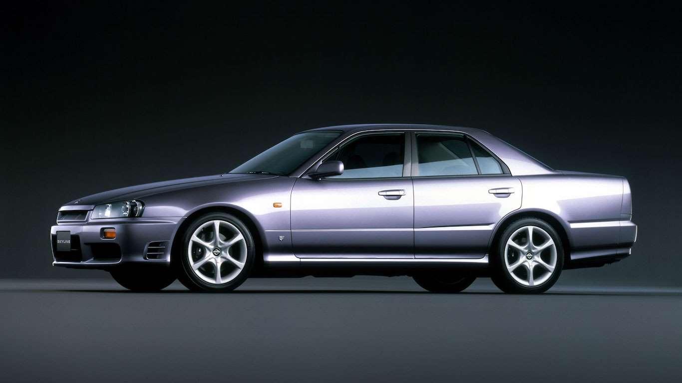 Nissan Skyline 25GT-T (ER34)