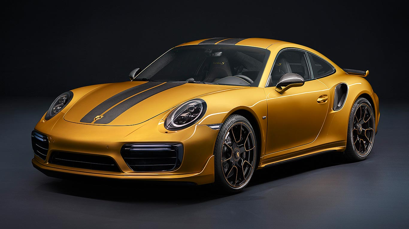 porsche has launched a 607hp 911 turbo s motoring research. Black Bedroom Furniture Sets. Home Design Ideas
