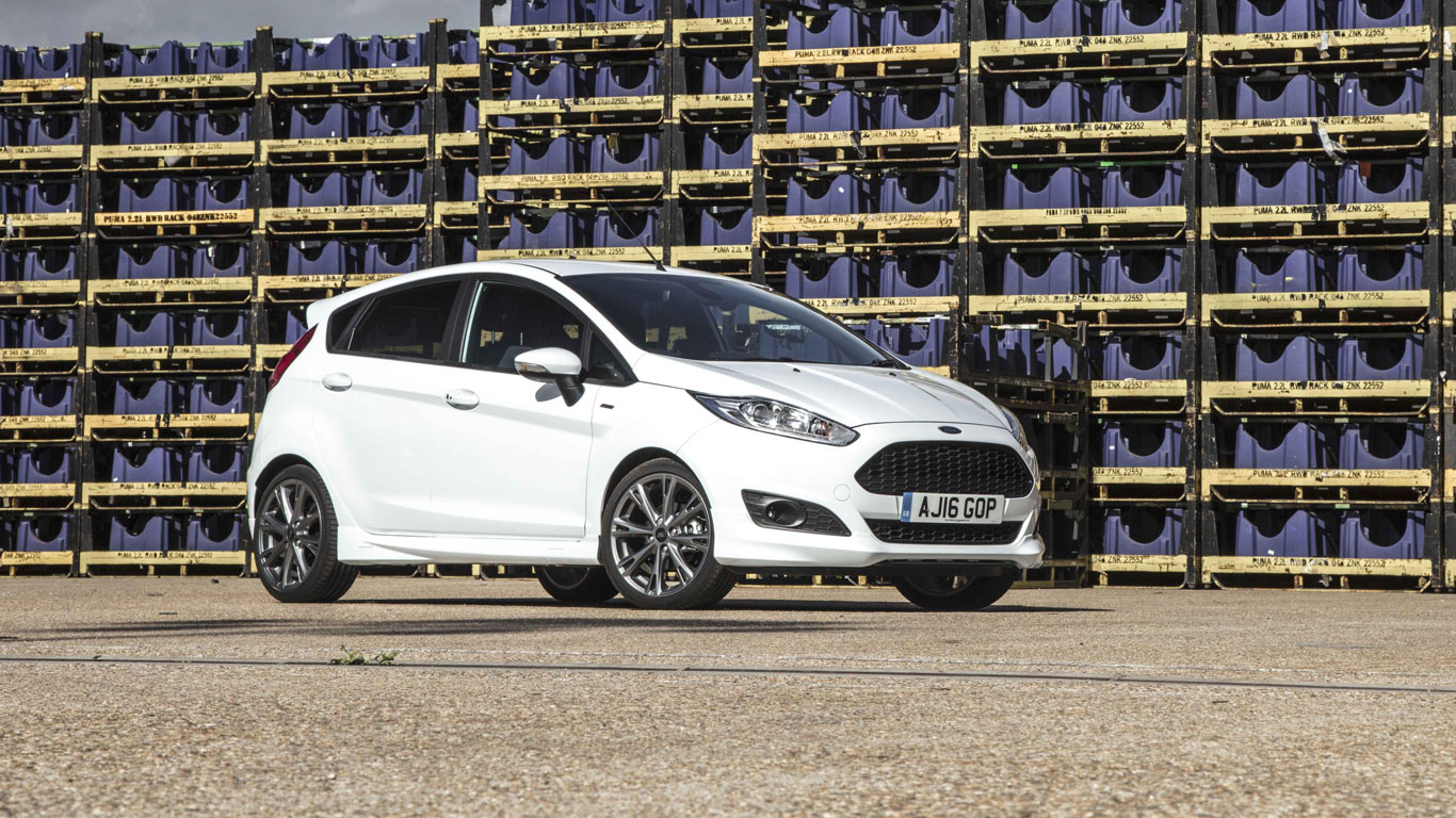 1. Ford Fiesta