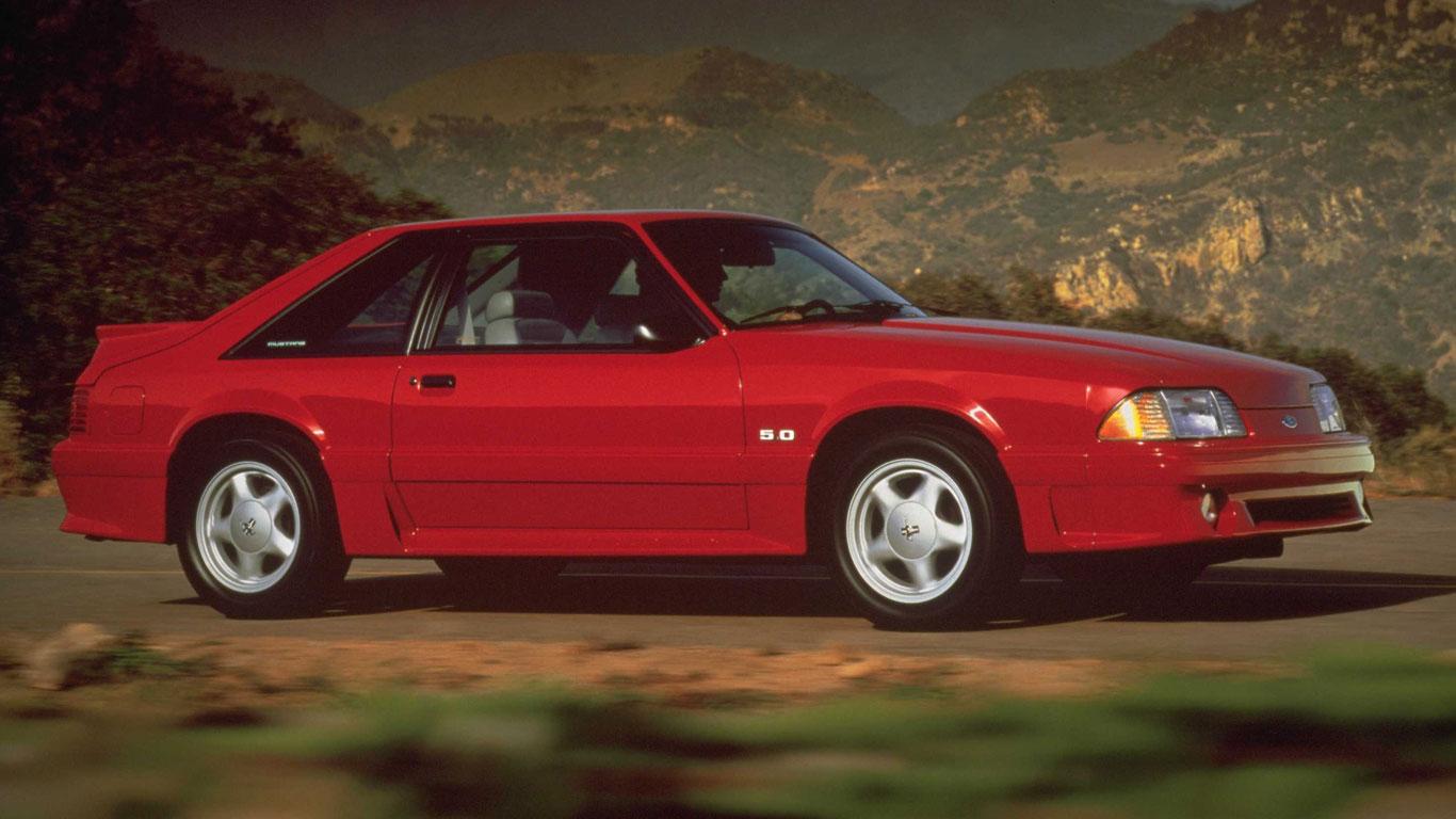 Ford Mustang (Fox Body)