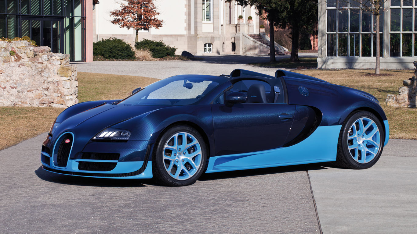 The story of Bugatti