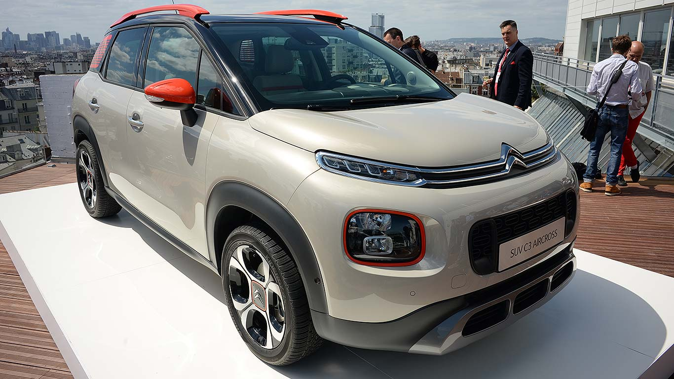 new citroen c3 aircross the multi purpose suv motoring research. Black Bedroom Furniture Sets. Home Design Ideas
