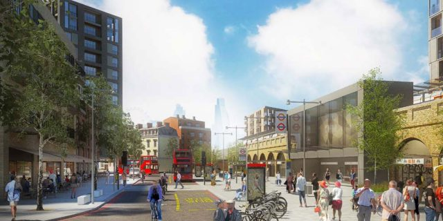London Transport Strategy